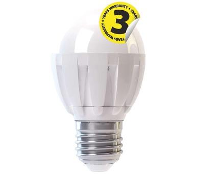 LED žárovka Premium Mini Globe 6W E27 denní bílá