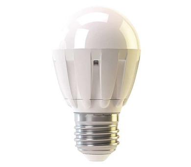 LED žárovka Premium Mini Globe 6W E27 teplá bílá