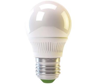 LED žárovka Classic Mini Globe 4W E27 studená bílá
