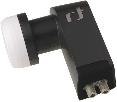 LNB konvertor twin (2 výstupy) AP82-XT2 INVERTO