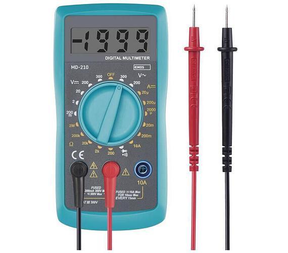 Měřící přístroj - multimetr EM391