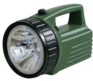 Nabíjecí svítilna halogenová + 12x LED 3810