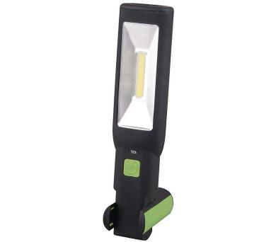 Nabíjecí svítilna LED COB E-836COB