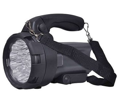 Nabíjecí svítilna LED KB-2137 + DOPRAVA ZDARMA