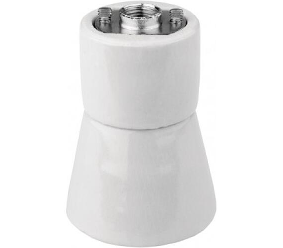 Objímka na žárovku E27 keramická 1332-837