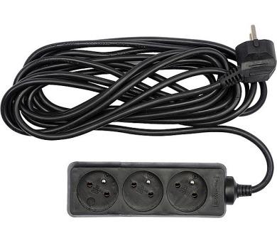 Prodlužovací kabel 3 zásuvky 1,5m