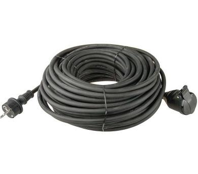 Prodlužovací kabel gumový spojka 3x1,5mm 10m