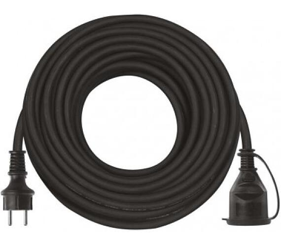 Prodlužovací kabel gumový spojka 20m 3x 1,5mm