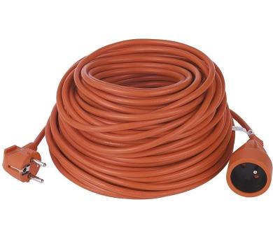 Prodlužovací kabel oranžový spojka 30m 3x1 + DOPRAVA ZDARMA