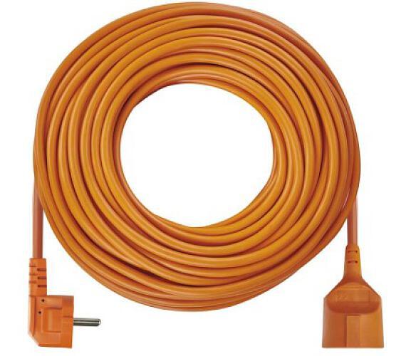 Prodlužovací kabel oranžový spojka 40m
