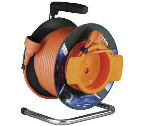 PVC prodlužovací kabel na bubnu - spojka 50m + DOPRAVA ZDARMA