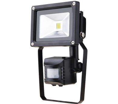 REFLEKTOR LED MCOB 10W HOME PIR denní bílá + DOPRAVA ZDARMA