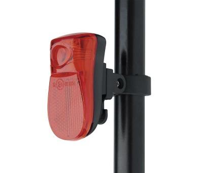 Svítilna na kolo 1x LED