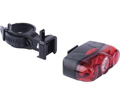 Svítilna na kolo 2x LED + LED chip