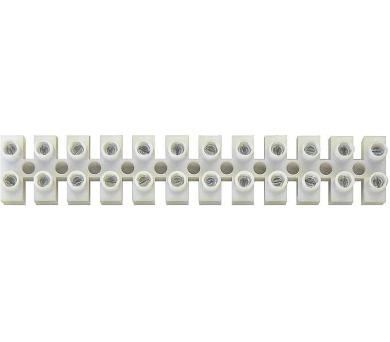 Svorkovnice 12x16,0 mm bílá + DOPRAVA ZDARMA