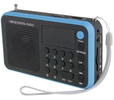 EMGO 1505W modrá