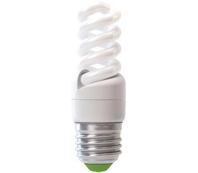 Úsporná žárovka FULL SPIRAL E27 9W teplá bílá