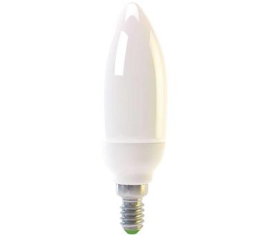Úsporná žárovka MINI CANDLE E14 9W teplá bílá