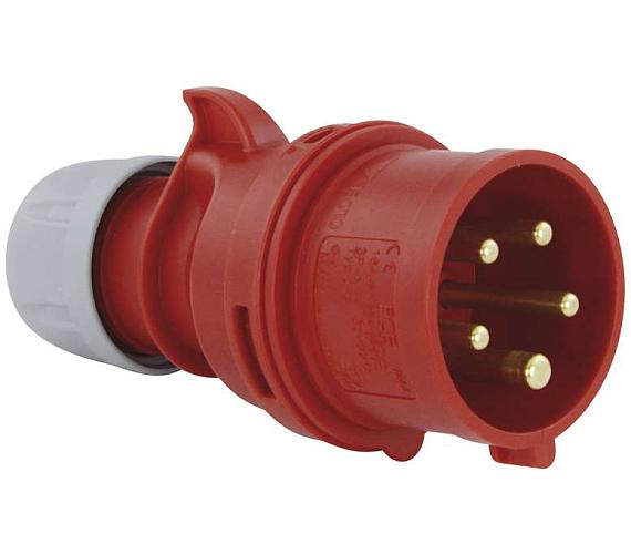 Vidlice 5P 16A/400V IP44 Twist