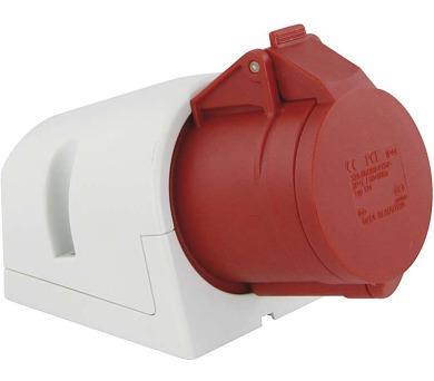 Zásuvka 4P 32A/400 IP44