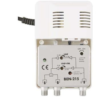 Zesilovač širokopásmový BEN 215