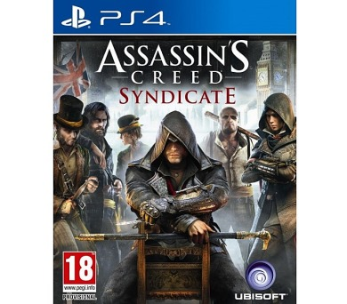 Ubisoft PlayStation 4 Assassin's Creed Syndicate