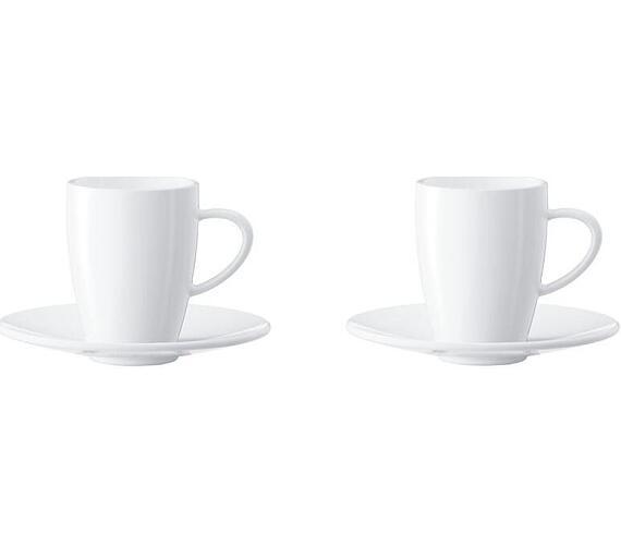 JURA Espresso šálky - 2 šálky + DOPRAVA ZDARMA