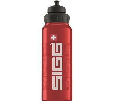 Sigg WMB SIGGnature Red 1l