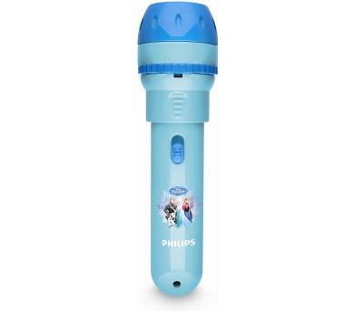Disney Frozen PROJEKTOR/BATERKA LED 0,1W vč.baterií Philips 71788/08/16