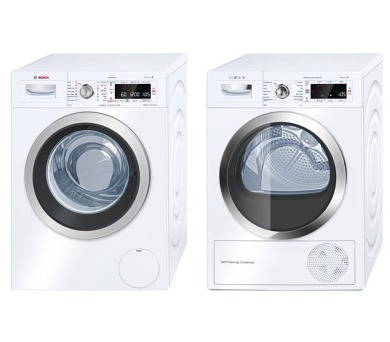 Bosch WAW32540EU + Sušička prádla Bosch WTW85561BY + 100 dní možnost vrácení*