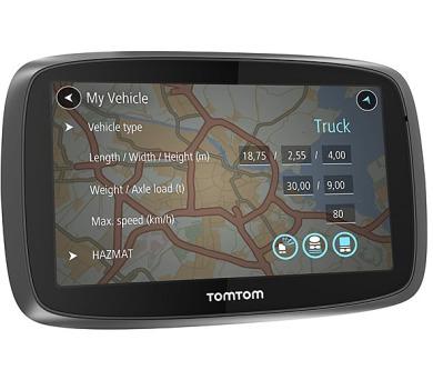 TomTom Trucker 6000 LIFETIME + DOPRAVA ZDARMA