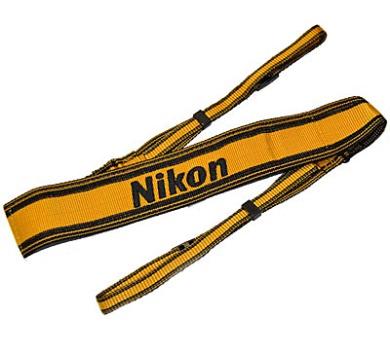 Nikon AN-6Y široký nylonový popruh + DOPRAVA ZDARMA