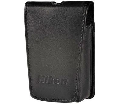 Nikon vertikální kožené pouzdro pro Coolpix řady S