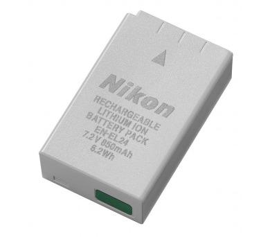 Nikon EN-EL24 dobíjecí baterie pro Nikon 1 J5 + DOPRAVA ZDARMA