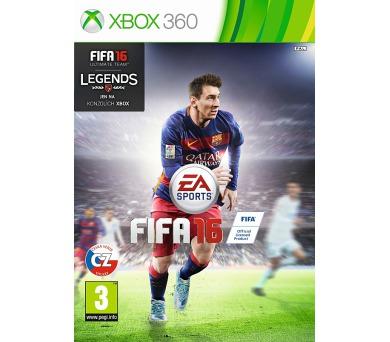Hra EA Xbox 360 FIFA 16