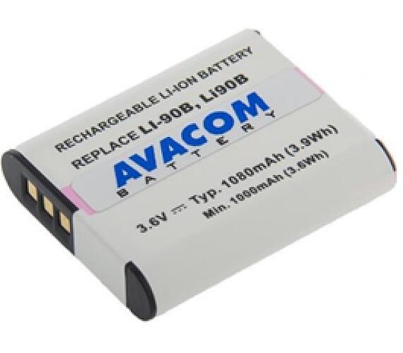 Avacom Olympus LI-90B/LI-92B Li-ion 3,7V 1080mAh