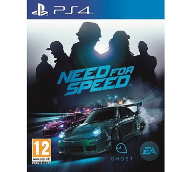 Hra EA PlayStation 4 Need for Speed