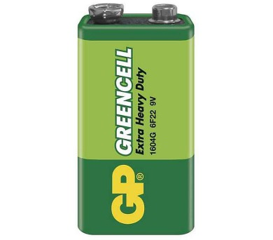 GP Greencell 9V 6F22
