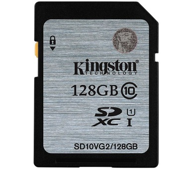 Kingston SDXC 128GB UHS-I U1 (45R/10W)
