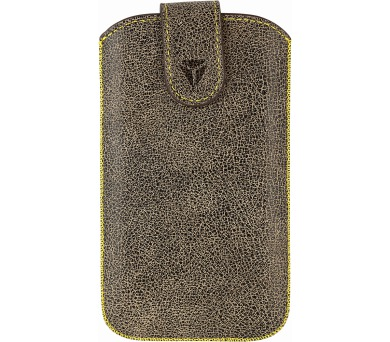 Yenkee YBM R062 Pouzdro RHINO hnědé L