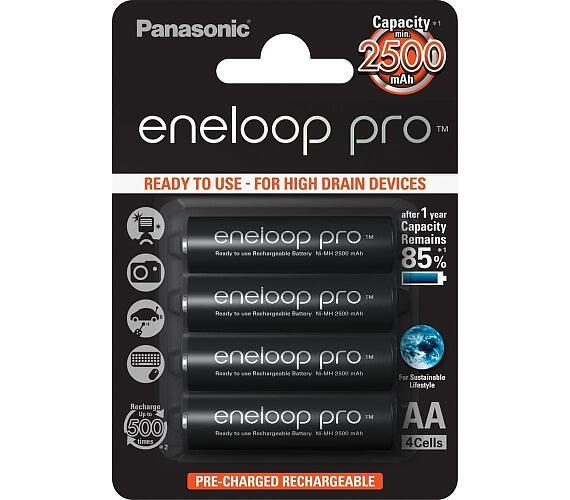 Panasonic 3HCDE/4BE ENELOOP PRO AA