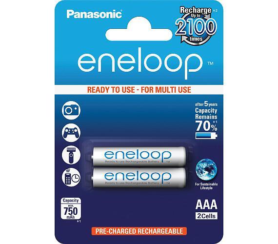Panasonic HR03 AAA 4HCDE/2BE ENELOOP PRO