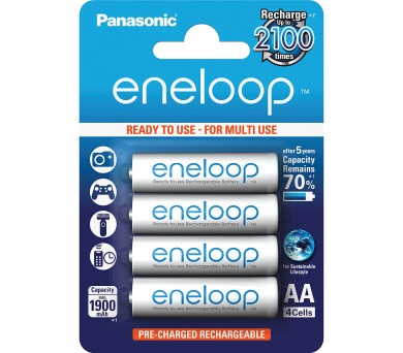 Panasonic 3MCCE/4BE ENELOOP AA