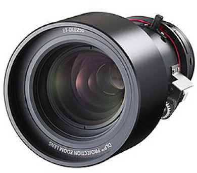 ET DLE250 objektiv projektoru Panasonic + DOPRAVA ZDARMA