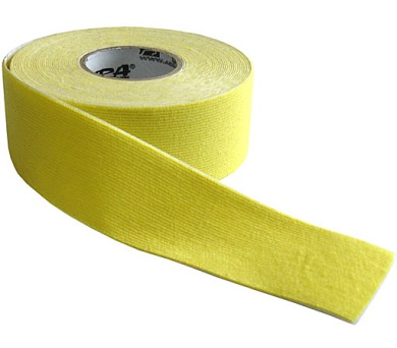 ACRA D71-ZL Kinezio tape 2,5x5 m žlutý