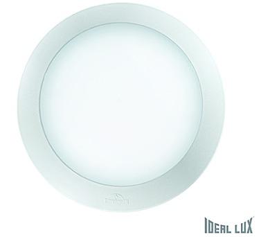 BERTA AP1 MEDIUM BIANCO max 1 x 11W GX53 LED / 240V Ideal Lux 096421 + DOPRAVA ZDARMA
