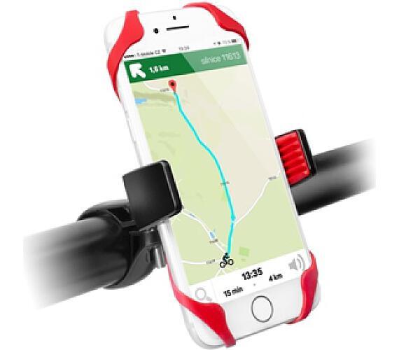 """Držák na mobil Connect IT M7 pro 3,5""""-6"""" na kolo"""