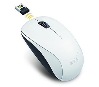 Genius NX-7000 / optická / 3 tlačítka / 1200dpi - bílá