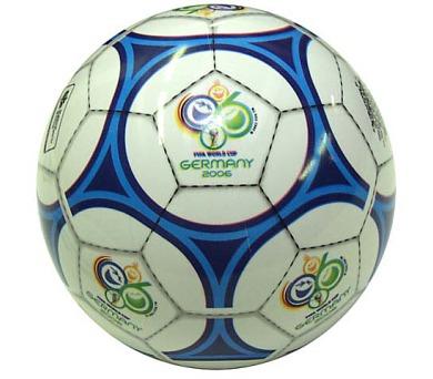Míč potištěný World Cup