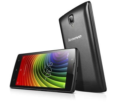 Lenovo A2010 DualSIM LTE - černý